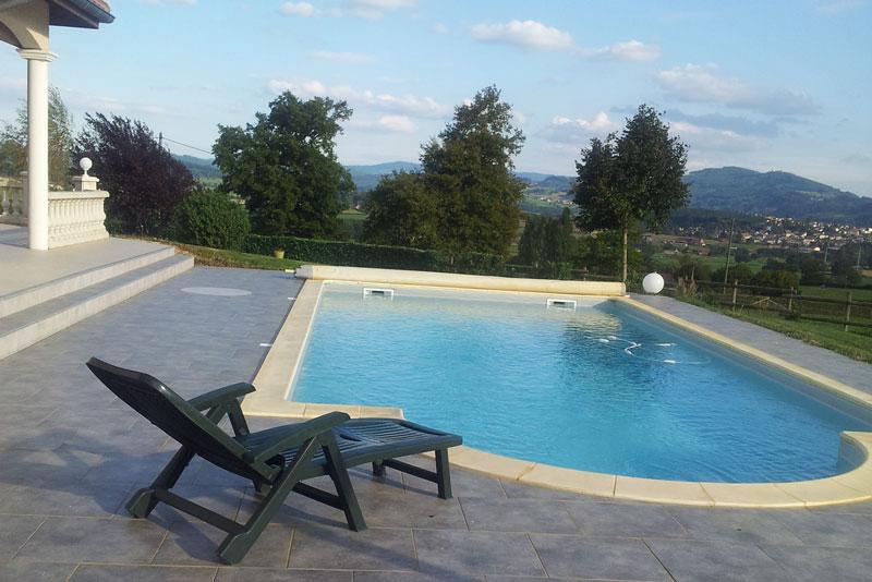 Construction de piscines en b ton beaune en c te d or et - Horaire piscine chatillon ...